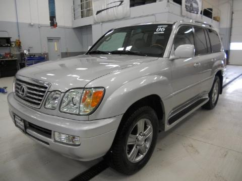Airport Acura on Used 2006 Lexus Lx 470 For Sale   Stock  I301117a   Dealerrevs Com