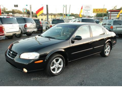 Used 2000 Nissan Maxima Gle For Sale Stock 2629 Dealerrevs