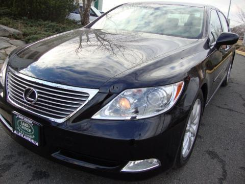 used 2008 lexus ls 460 l for sale stock 5238p. Black Bedroom Furniture Sets. Home Design Ideas