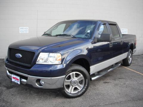 used 2006 ford f150 xlt supercrew for sale - stock #1j1390a