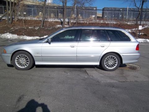 used 2001 bmw 5 series 540i sport wagon for sale stock. Black Bedroom Furniture Sets. Home Design Ideas