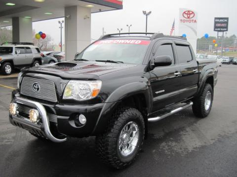 Used toyota tacoma 4x4 double cab for sale