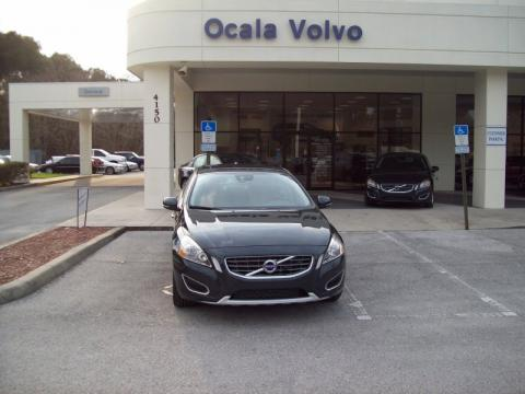Saville Grey Metallic Volvo S60 T5.  Click to enlarge.