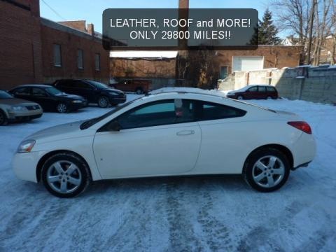 Used 2008 Pontiac G6 Gt Coupe For Sale Stock P101325