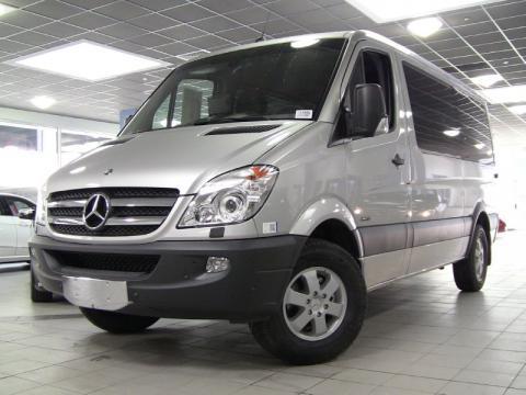 New 2011 mercedes benz sprinter 2500 passenger van for for Mercedes benz of white plains