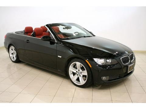 Bmw 335i Convertible White Red Interior