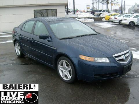 Baierl Acura on Used 2005 Acura Tl 3 2 For Sale   Stock  C61115a   Dealerrevs Com