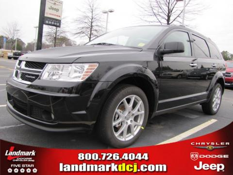 new 2011 dodge journey crew for sale stock b82019. Black Bedroom Furniture Sets. Home Design Ideas