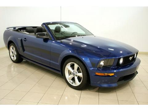 2007 ford mustang gt california special for sale. Black Bedroom Furniture Sets. Home Design Ideas
