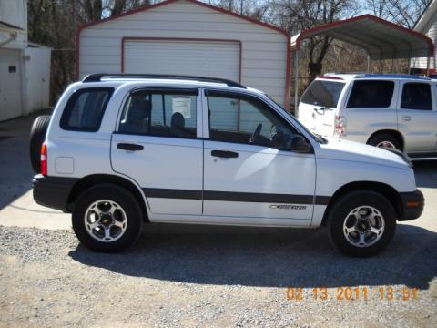 Maryville Auto Sales >> Used 1999 Chevrolet Tracker 4x4 for Sale - Stock #kk4231 ...