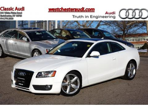 Used 2008 audi a5 3 2 quattro coupe for sale stock u8267 dealer car ad - White audi a5 coupe for sale ...