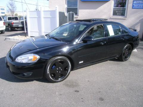 used 2006 chevrolet impala ss for sale stock 1720. Black Bedroom Furniture Sets. Home Design Ideas