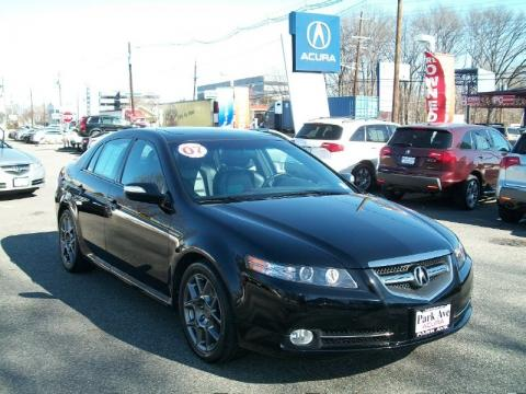 Acura Type Sale on Used 2007 Acura Tl 3 5 Type S For Sale   Stock  1311414596