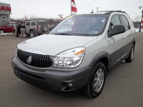 used 2004 buick rendezvous cx awd for sale stock 811312a dealer car ad. Black Bedroom Furniture Sets. Home Design Ideas