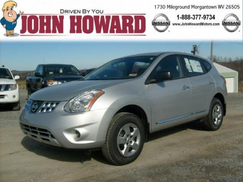 New 2011 nissan rogue s awd for sale stock 6279479 for John howard motors morgantown wv