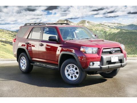 new 2011 toyota 4runner trail 4x4 for sale stock b5052692 dealer car ad. Black Bedroom Furniture Sets. Home Design Ideas