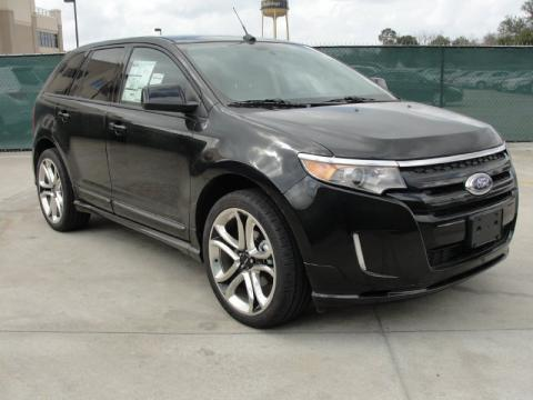 new 2011 ford edge sport for sale stock bba85481. Black Bedroom Furniture Sets. Home Design Ideas