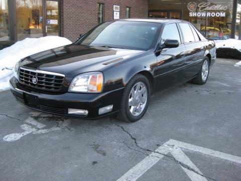Used 2002 Cadillac Deville Dts For Sale Stock 411126a