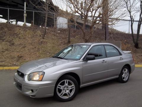 Used 2005 Subaru Impreza 2.5 RS Sedan for Sale - Stock #3740 ...