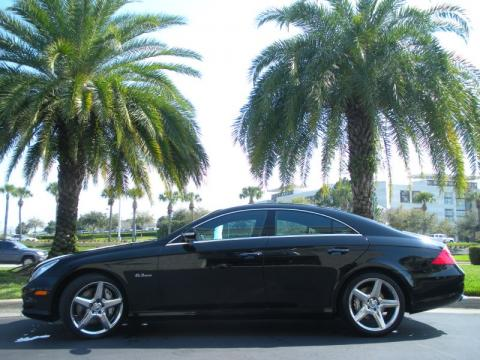 Used 2008 mercedes benz cls 63 amg for sale stock for Mercedes benz south orlando