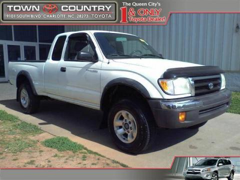 used 1998 toyota tacoma sr5 extended cab 4x4 for sale stock twz051886. Black Bedroom Furniture Sets. Home Design Ideas