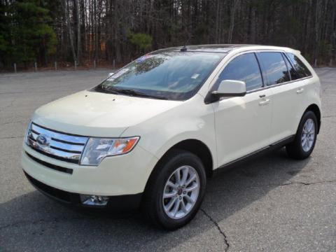 Used 2007 Ford Edge Sel Plus For Sale Stock J8120a Dealer Car Ad 45726838