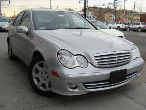 Used 2006 mercedes benz c 280 4matic luxury for sale for Mercedes benz dealer in bronx ny