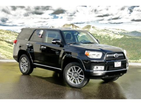new 2011 toyota 4runner limited 4x4 for sale stock. Black Bedroom Furniture Sets. Home Design Ideas