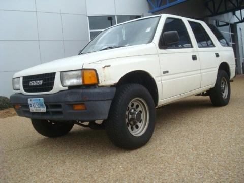 Used 1994 isuzu rodeo s for sale stock p5712a Tysinger motor company