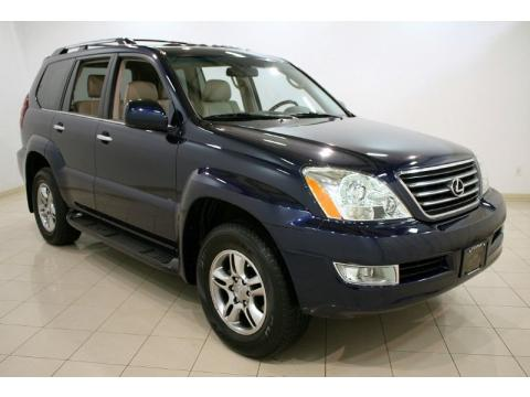 used 2009 lexus gx 470 for sale stock 61219a dealer car ad 46092083. Black Bedroom Furniture Sets. Home Design Ideas