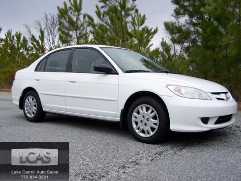 used 2004 honda civic lx sedan for sale stock c539653 dealer car ad 46244600. Black Bedroom Furniture Sets. Home Design Ideas