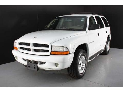 2001 dodge durango interior pictures. Bright White 2001 Dodge