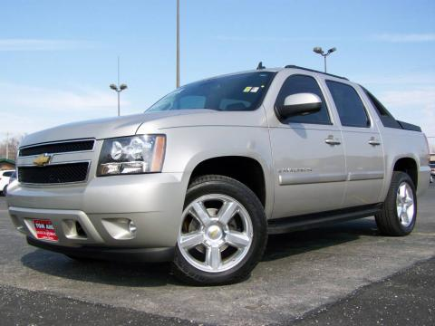 Car Dealerships In Lima Ohio >> Used 2007 Chevrolet Avalanche LTZ 4WD for Sale - Stock ...
