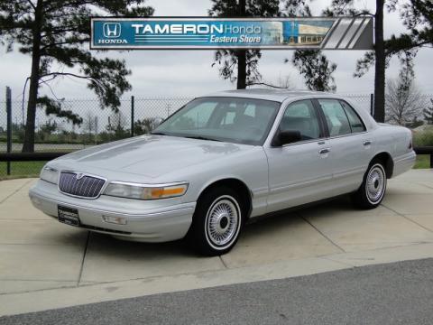 Used 1996 mercury grand marquis gs for sale stock for Tameron honda daphne al