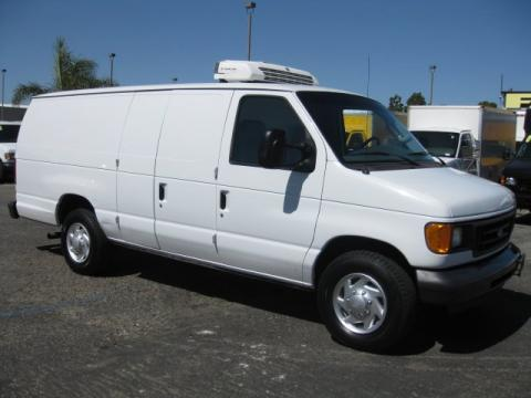 refrigerated vans for sale used