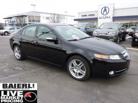 Baierl Acura on Used 2008 Acura Tl 3 2 For Sale   Stock  5p2569   Dealerrevs Com