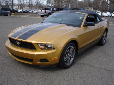 used 2010 ford mustang v6 premium convertible for sale. Black Bedroom Furniture Sets. Home Design Ideas