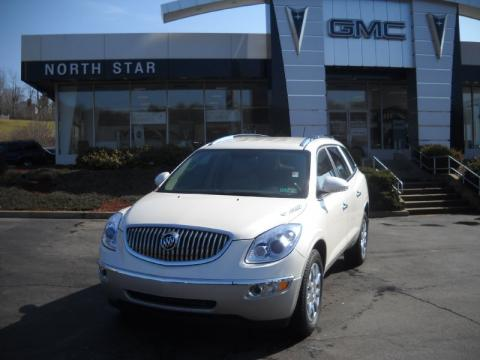 Buick Enclave 2011 White Diamond. White Diamond Tricoat 2011 Buick Enclave CXL AWD with Cashmere/Cocoa interior White Diamond Tricoat Buick Enclave CXL AWD. Click to enlarge.
