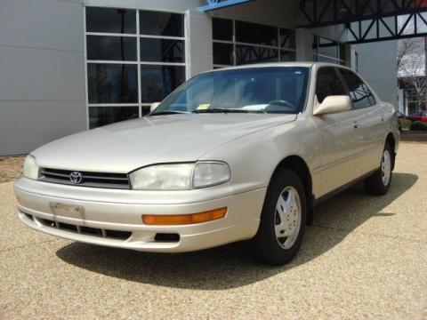 Used 1992 toyota camry le sedan for sale stock mt1255b for Tysinger motors used cars