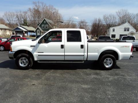Used 1999 Ford F250 Super Duty Lariat Crew Cab 4x4 for Sale - Stock # ...