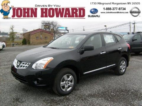 New 2011 nissan rogue s awd for sale stock 6273541 for John howard motors morgantown wv
