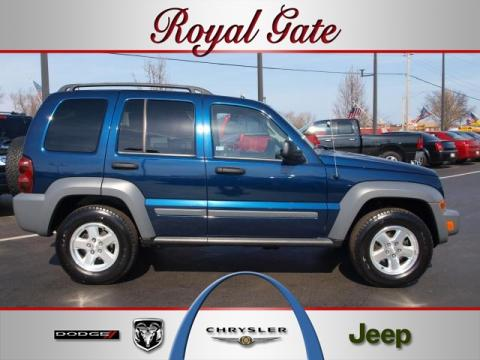 2005 Jeep Liberty Crd Limited. 2005 Jeep Liberty CRD