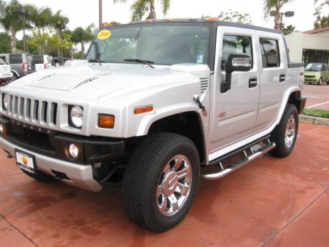 used 2009 hummer h2 sut silver ice for sale stock. Black Bedroom Furniture Sets. Home Design Ideas