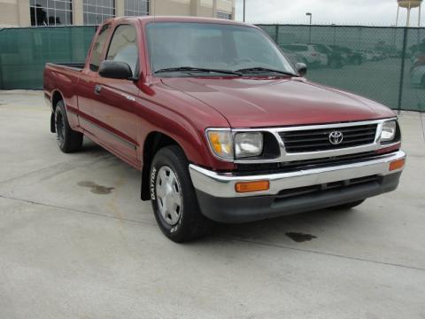 used 1996 toyota tacoma extended cab for sale stock t7z123107 dealer car. Black Bedroom Furniture Sets. Home Design Ideas
