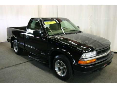 used 2003 chevrolet s10 ls regular cab for sale stock a0466m dealer car ad. Black Bedroom Furniture Sets. Home Design Ideas