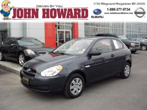 Used 2009 Hyundai Accent Gs 3 Door For Sale Stock