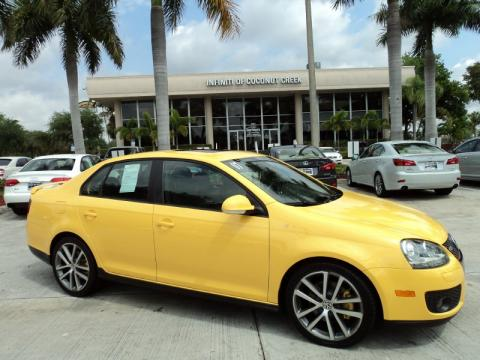 Vw Jetta Gli Fahrenheit. Fahrenheit Yellow 2007 Volkswagen Jetta GLI Fahrenheit Edition Sedan with Anthracite interior Fahrenheit Yellow Volkswagen Jetta GLI Fahrenheit Edition