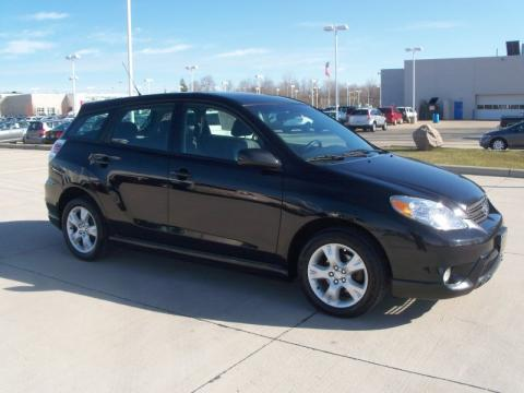 used 2005 toyota matrix xr for sale stock y241a dealer car ad 47351051. Black Bedroom Furniture Sets. Home Design Ideas