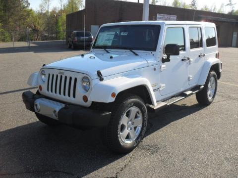 2011 Jeep Wrangler Unlimited Sahara White. Bright White 2011 Jeep Wrangler Unlimited Sahara 4x4 with Black interior Bright White Jeep Wrangler Unlimited Sahara 4x4. Click to enlarge.