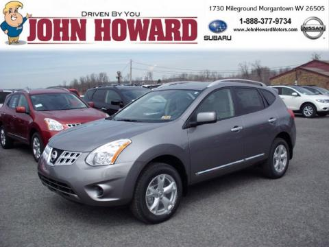 New 2011 nissan rogue sv awd for sale stock 6291977 for Mileground motors in morgantown wv